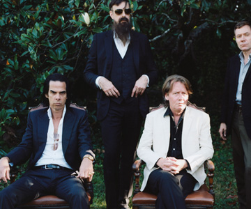 "Nick Cave & The Bad Seeds – ""Red Right Hand"""