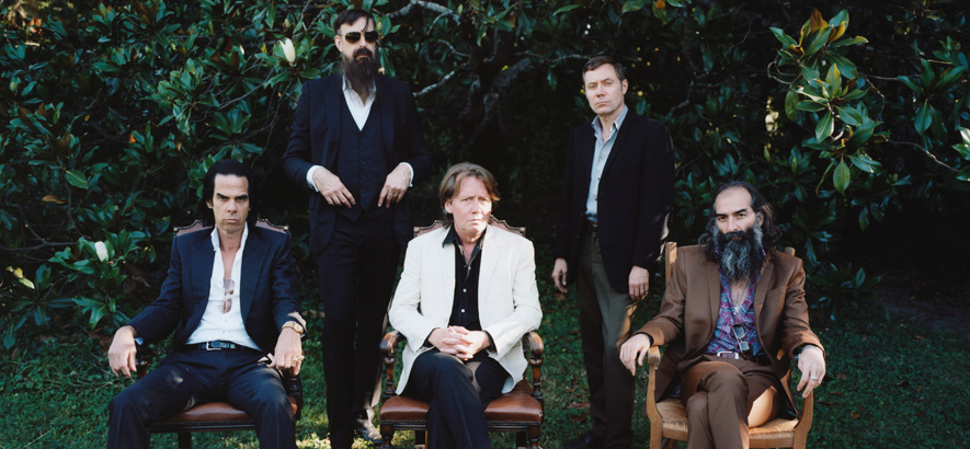 """Nick Cave & The Bad Seeds – """"Red Right Hand"""""""