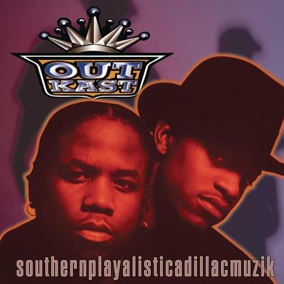 """Cover des Albums """"Southernplayalisticadillacmuzik"""" von OutKast"""