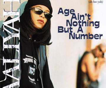 "Aaliyah – ""Age Ain't Nothing But A Number"" wird 25"