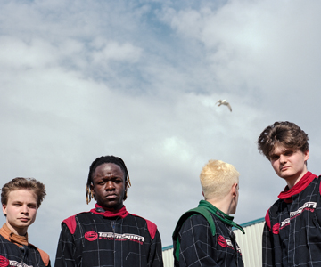 "Black Midi – ""Talking Heads"""
