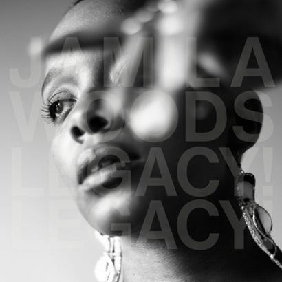 "Cover des Albums ""Legacy! Legacy!"" von Jamila Woods"