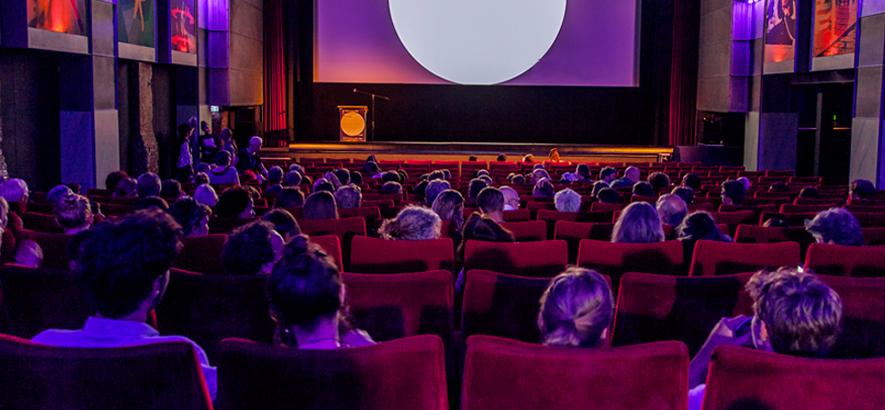 Foto aus dem Hamburger Zeise Kino