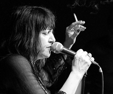 "Lydia Lunch – ""Gloomy Sunday"""