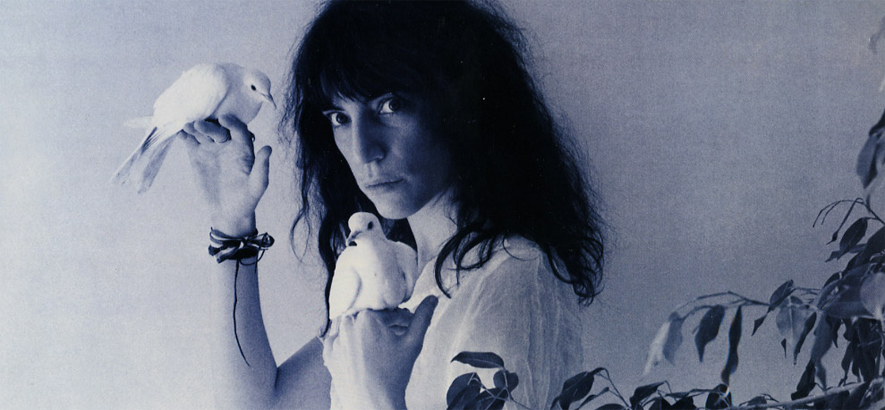 Foto von Patti Smith