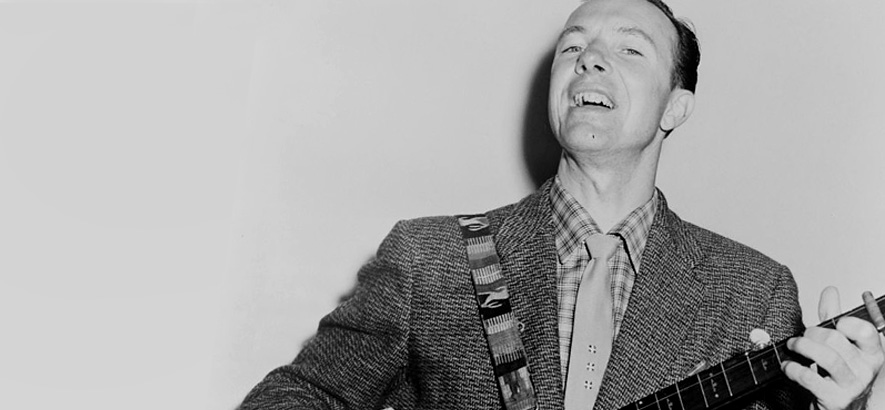 Pete Seeger wäre 100 geworden: Der Folk-Musiker in vier Songs