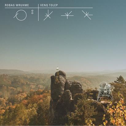 "Cover des Albums ""Venq Tolep"" von Robag Wruhme"
