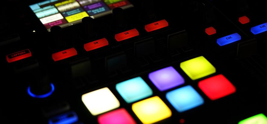 Foto eines Geräts, mit dem sich Musik samplen lässt. Sampling ist das Thema der zweiten Ausgabe der ByteFM Akademie
