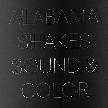 "Cover des Albums ""Sound & Color"" der US-Band Alabama Shakes"