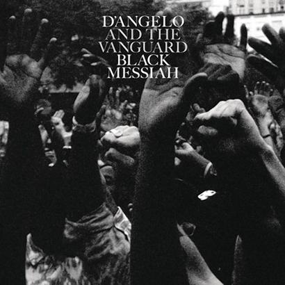 """Cover des Albums """"Black Messiah"""" von D'Angelo & The Vanguard"""