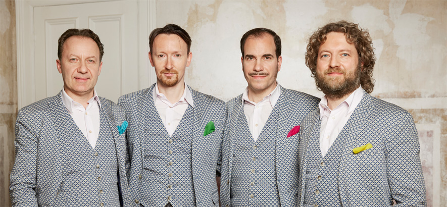 Das Hamburger Streichquartett Kaiser Quartett