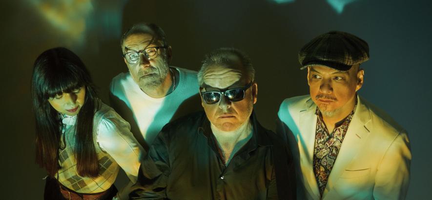 """Pixies veröffentlichen erste Single ihres neuen Albums """"Beneath The Eyrie"""""""
