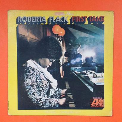 "Cover des Albums ""First Take"" der US-Musikerin Roberta Flack"