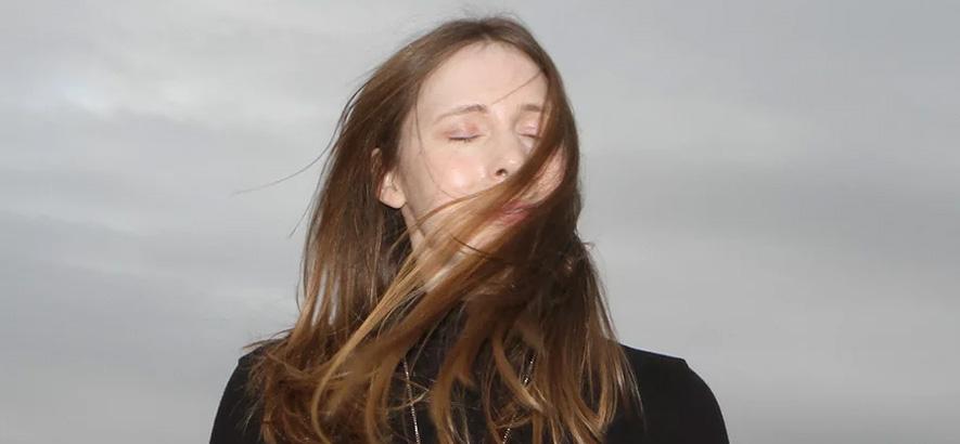 Foto der Musikerin Alice Hubble