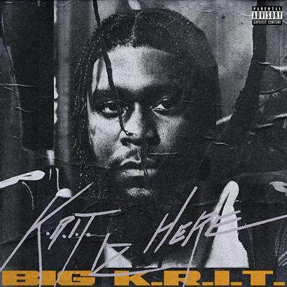 "Big K.R.I.T. – ""K.R.I.T. Iz Here"" (Rezension)"