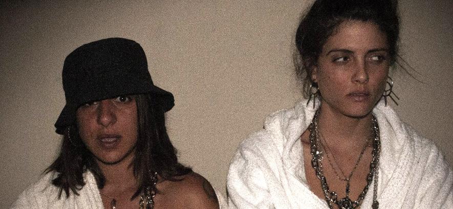 Foto der Musikerinnen Echo und Noga Erez