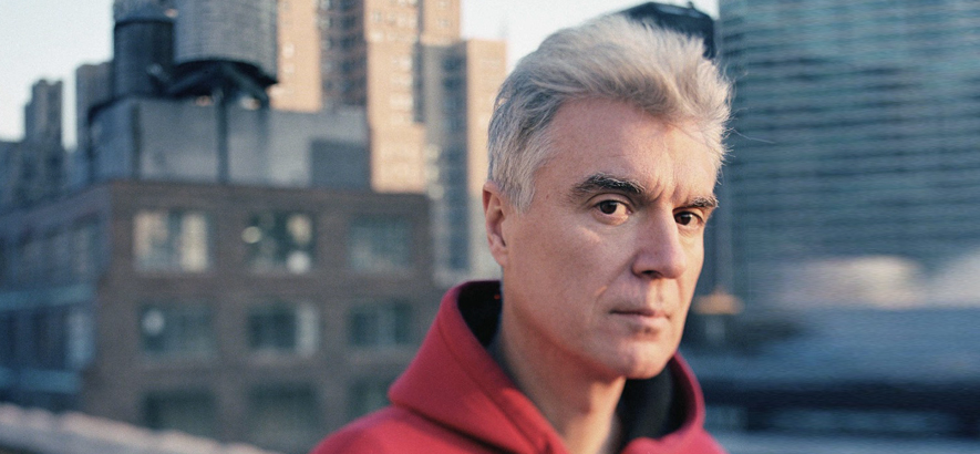 "David Byrne – ""Independence Day"""