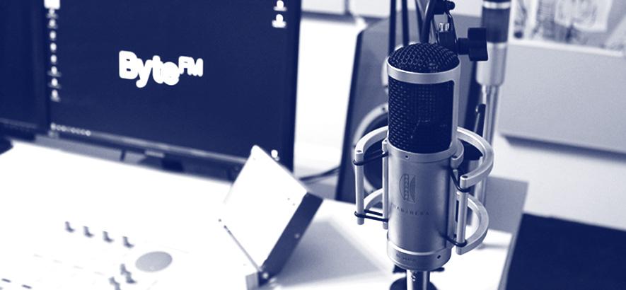 ByteFM sucht ModeratorIn / RedakteurIn mit Hörfunk-Erfahrung