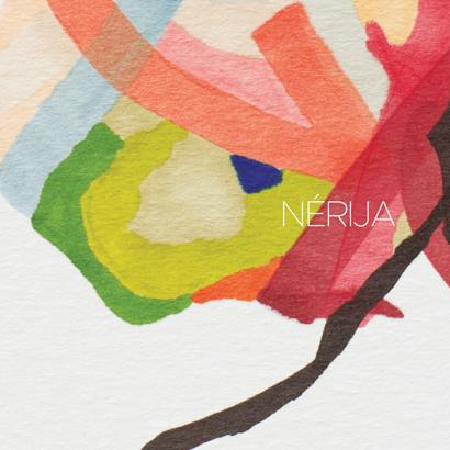 """Cover des Albums """"Blume"""" von Nérija"""