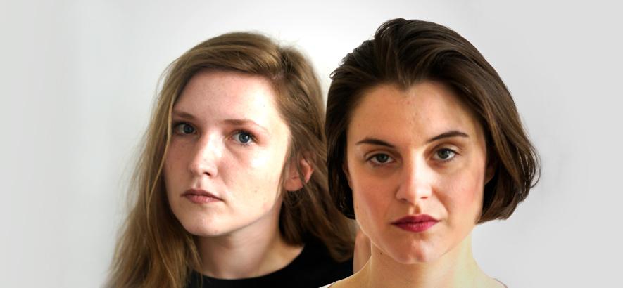 Foto von Stella Sommer und Sophia Kennedy