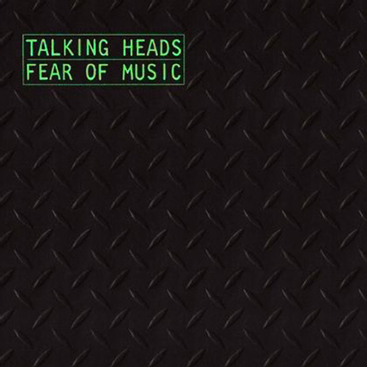 "Cover des Albums ""Fear Of Music"" von Talking Heads"