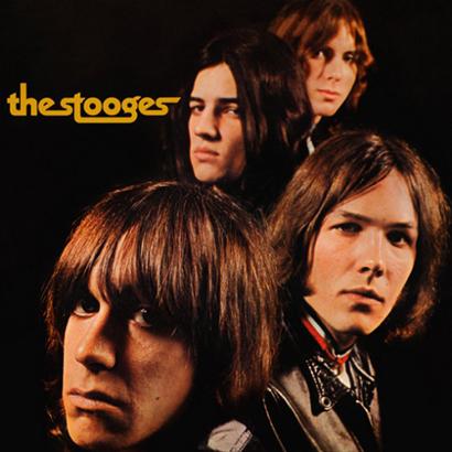 """Cover des Albums """"The Stooges"""" von The Stooges"""