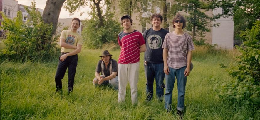 Pressefoto der Band Twin Peaks
