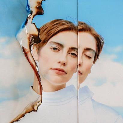 """Cover des Albums """"Mirroring"""" der US-amerikanischen Künstlerin Johanne Swanson alias Yohuna"""