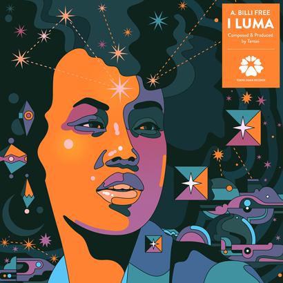 """Cover des Albums """"I Luma"""" von A. Billi Free"""
