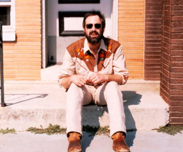 David Berman (Silver Jews, Purple Mountains) in sechs Songs