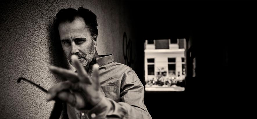 Pressefoto des Musikers Dirk Darmstaedter