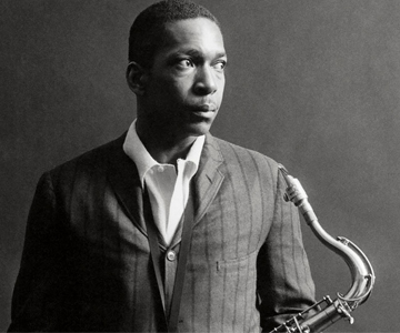 "John Coltrane – ""Blue World"""