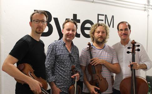 ByteFM Session #308: Kaiser Quartett