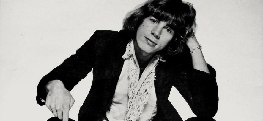 Foto des britischen Musikers Kevin Ayers der im August 2019 75 Jahre alt geworden wäre