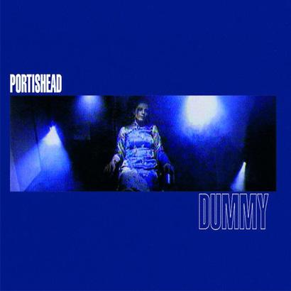 """Cover des Albums """"Dummy"""" von Portishead"""