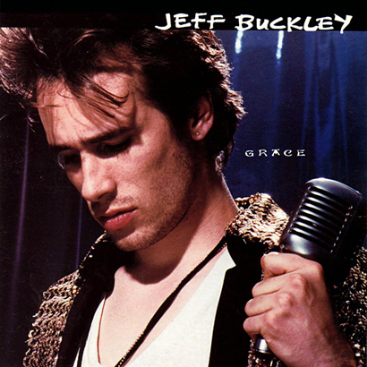 "Cover des Albums ""Grace"" von Jeff Buckley"