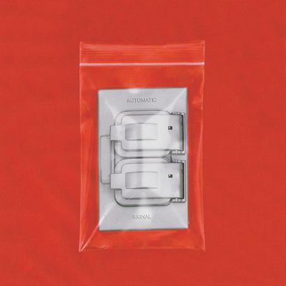 """Cover des Albums """"Signal"""" von Automatic"""