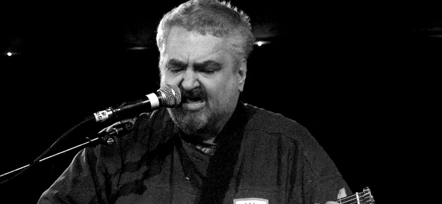 Foto des US-Musikers Daniel Johnston