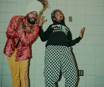 "Earthgang – ""Up"""
