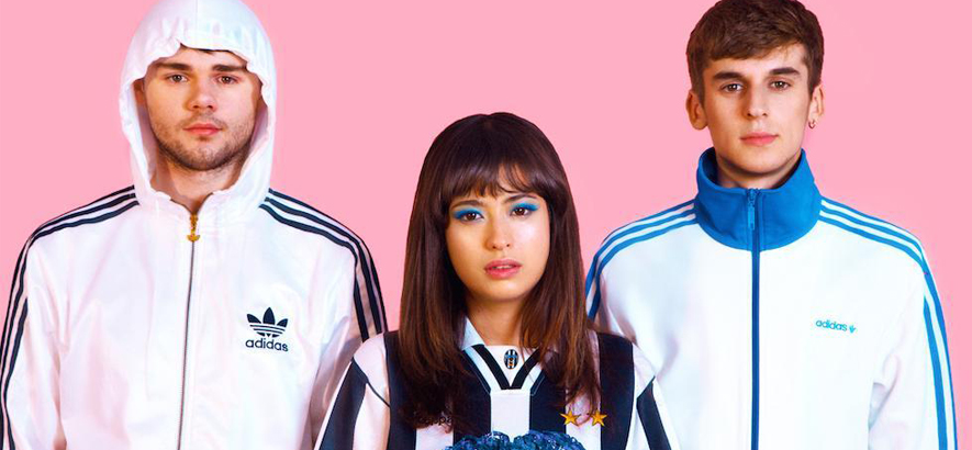 """Die Band Kero Kero Bonito. Ihr Song """"When The Fires Come"""" ist heute unser Track des Tages."""