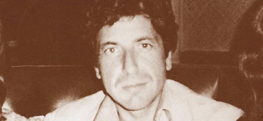 """Der Sänger und Songschreiber Leonard Cohen wäre 85 Jahre alt geworden. """"Iodine"""" ist heute unser Track des Tages."""