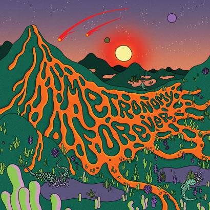 "Cover des Albums ""Metronomy Forever"" von Metronomy"