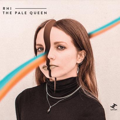 """Cover des Albums """"The Pale Queen"""" von Rhi"""