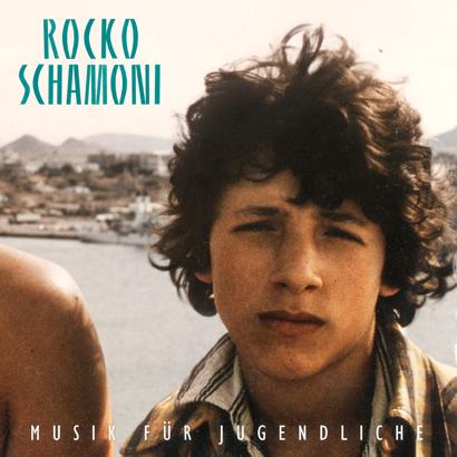 """Cover des Albums """"Musik fuer Jugendliche"""" von Rocko Schamoni"""