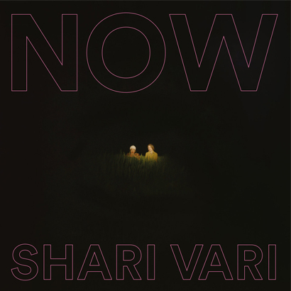"Cover des Albums ""Now"" von Shari Vari"
