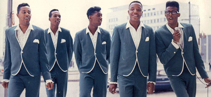 "The Temptations – ""Papa Was A Rollin' Stone"""
