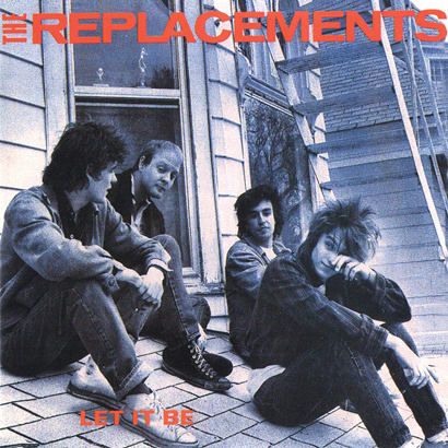 "Cover des Albums ""Let It Be"" von The Replacements"