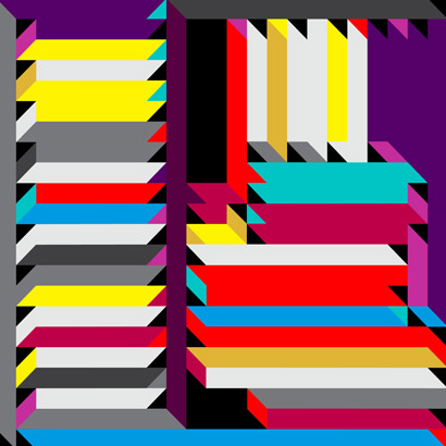 """Cover des Albums """"Juice B Crypts"""" von Battles"""