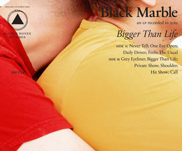"Black Marble – ""Bigger Than Life"" (Rezension)"