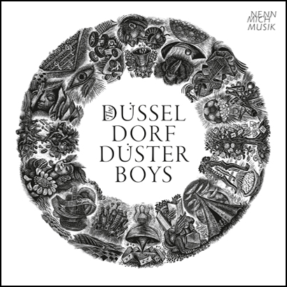 """The Düsseldorf Düsterboys – """"Nenn mich Musik"""" (Album der Woche)"""